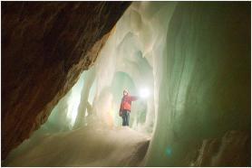 Werfen - ledová jeskyně
