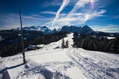 Lyžování v regionu Dachstein West