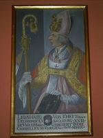 Arcibiskup Leonhard von Keutschach