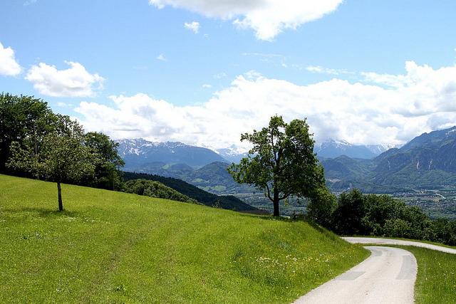 Dovolená na kolech v Tennengau